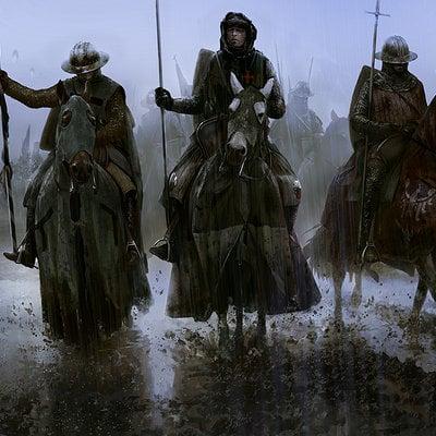 Mariusz kozik mounted sergeants