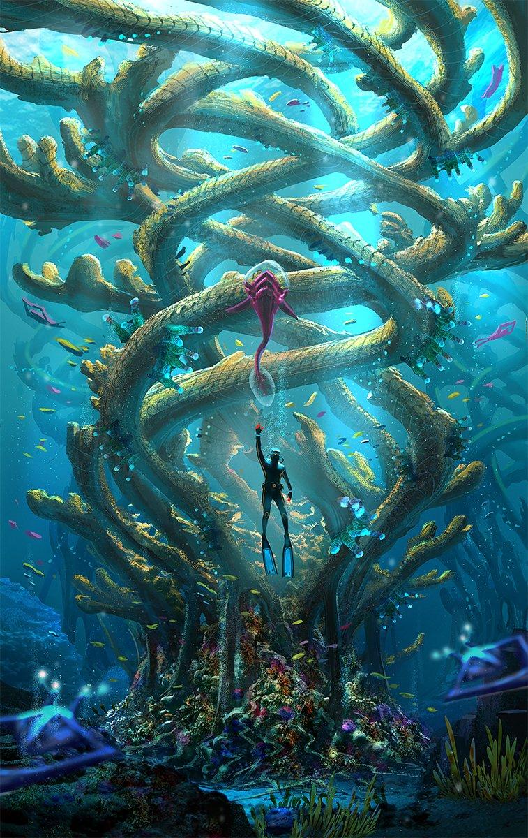 Pat presley coralreefzone infinitree