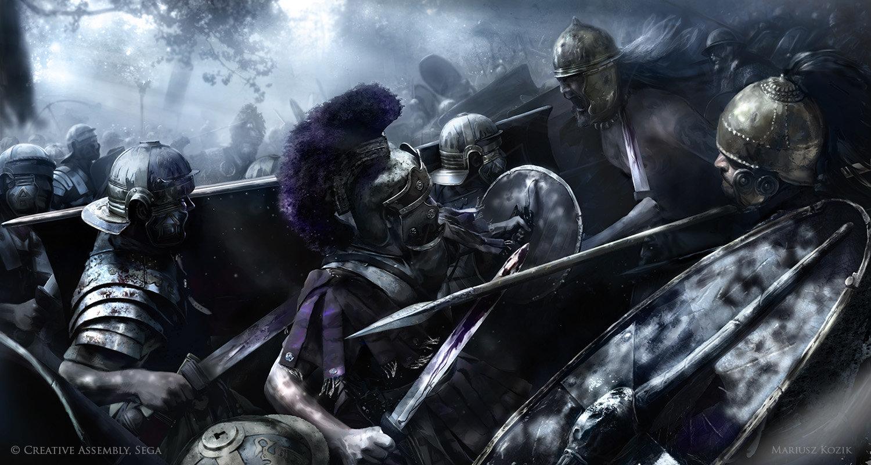 Mariusz kozik romevsbrit claudius battle of colchester 001