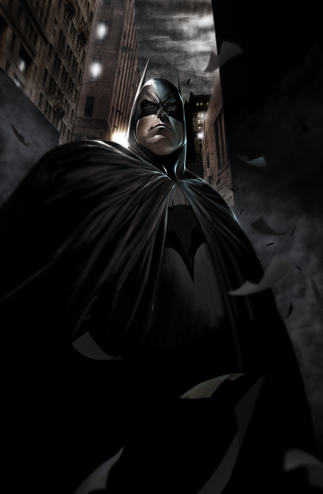 Max moda art batman