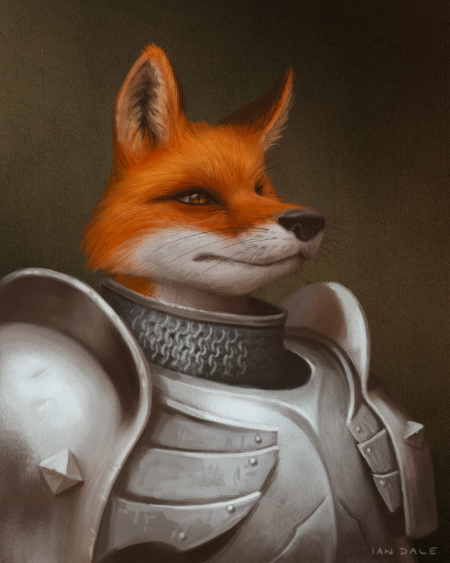 Présentations - Page 32 Ian-dale-character-fox-knight