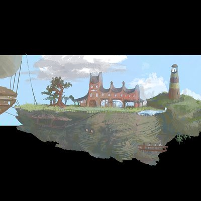 Eireni moutoussi island