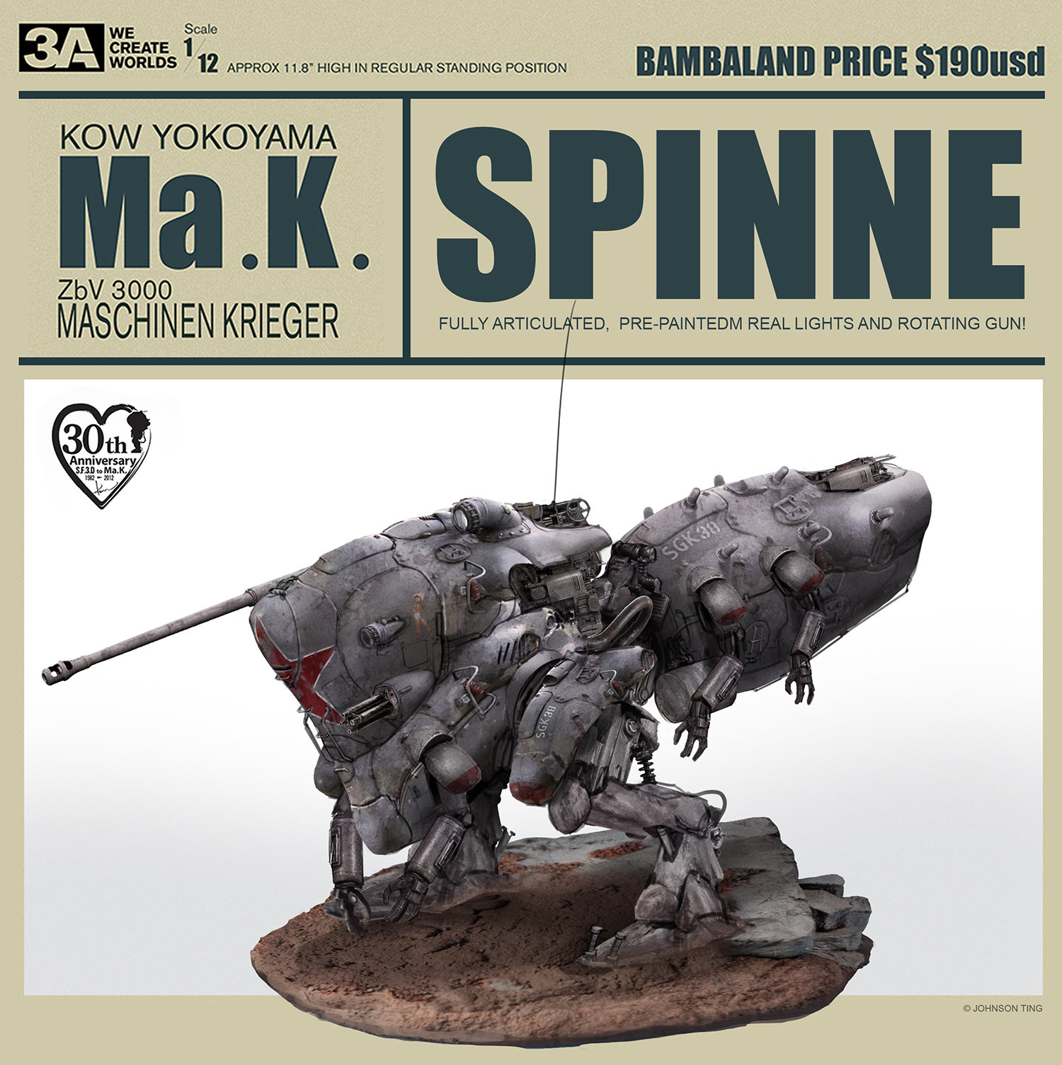 Ma.K. SPINNE