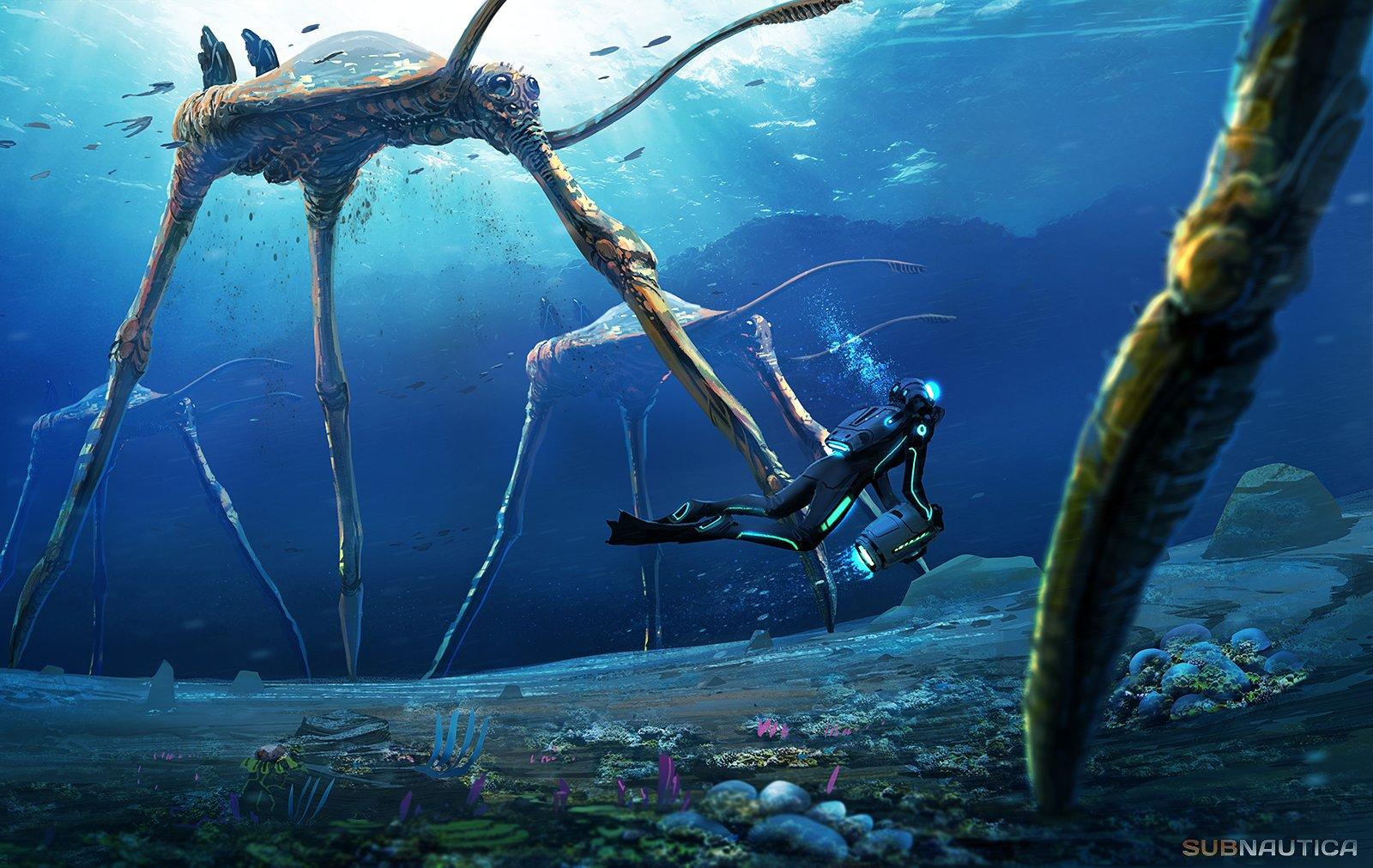Pat presley creature seastrider