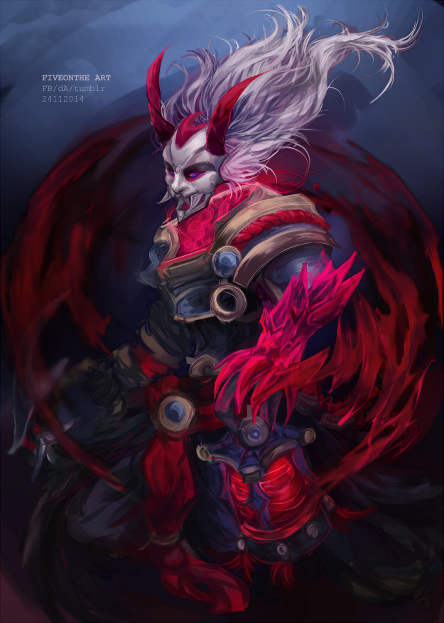 Joelin tan blood moon thresh small