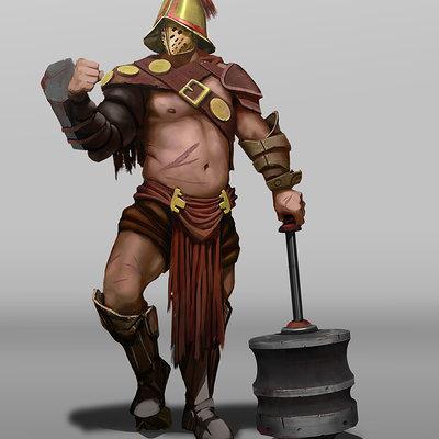 Brian deakin brian deakin gladiator