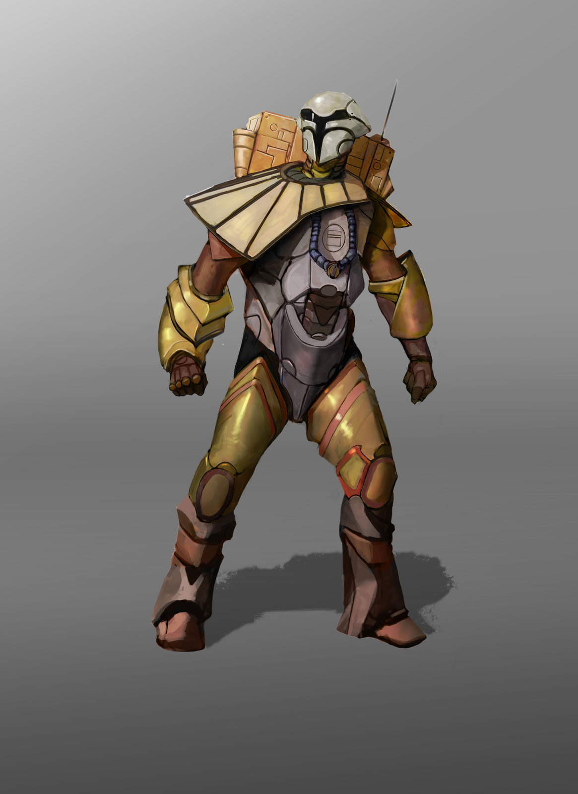 Scifi Mercenary