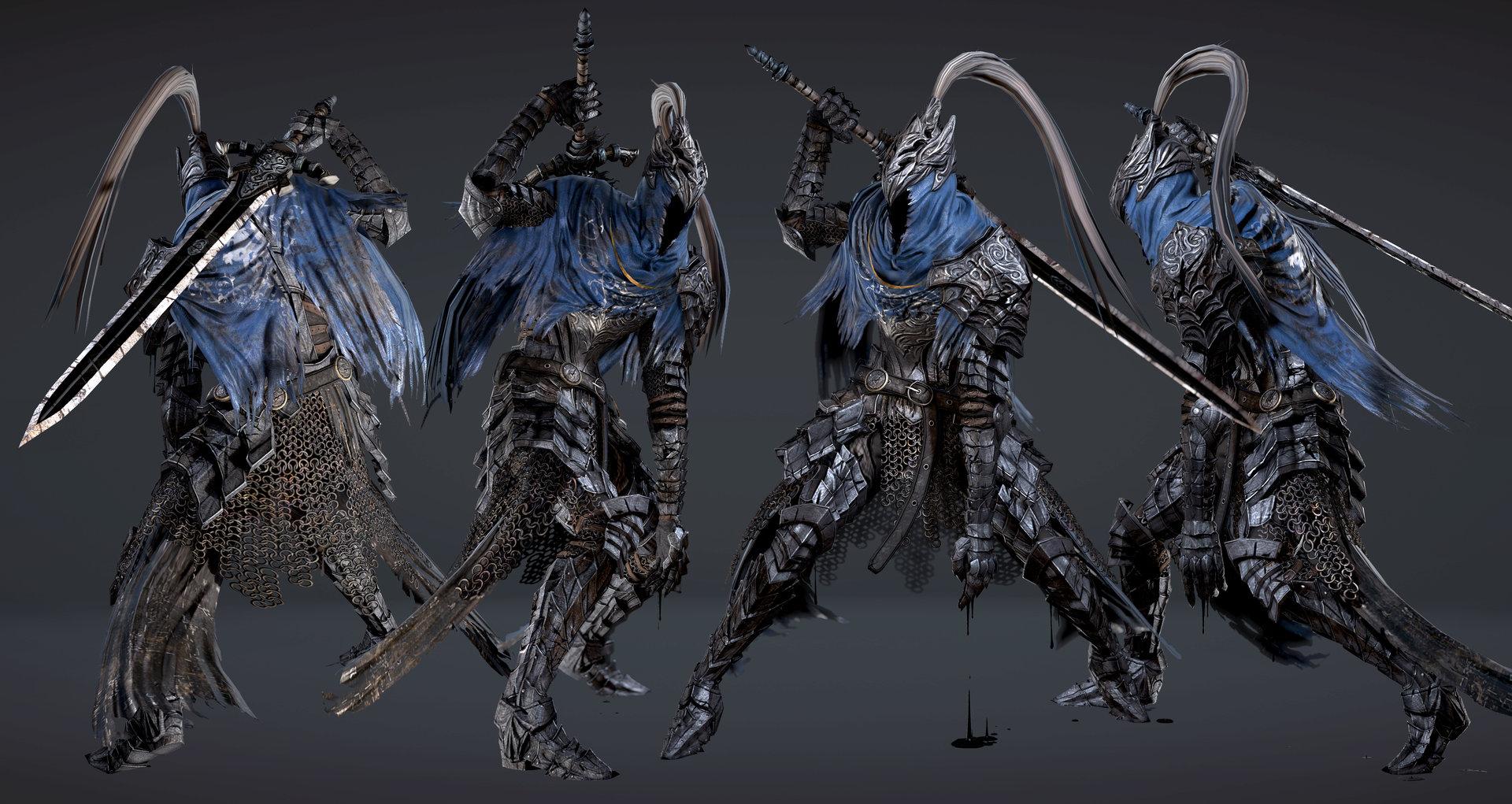 Autodesk Home Designer Chang Gon Shin Dark Souls Artorias
