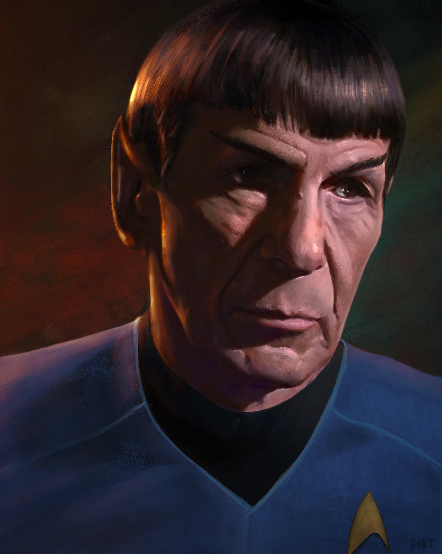 Good Bye, Spock