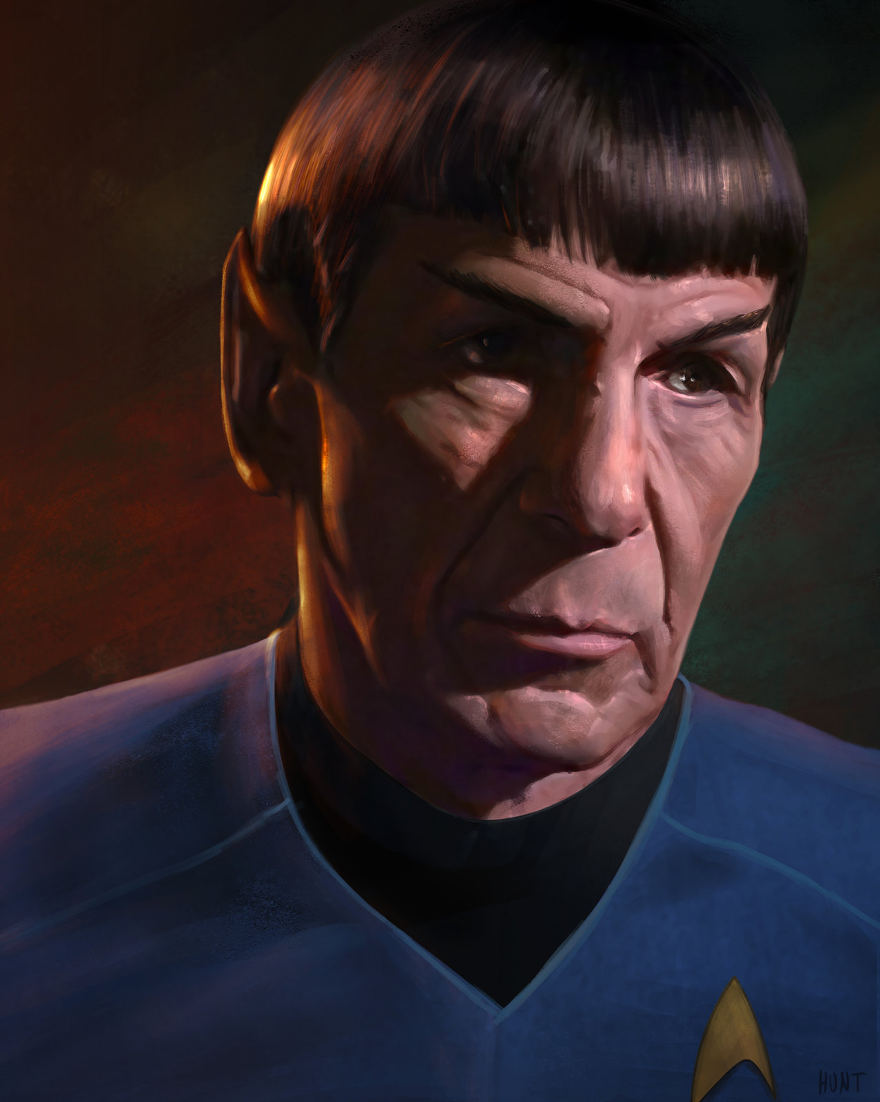 Good Bye, Spock