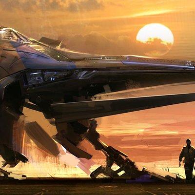 Atomhawk design gotg quillsship 04