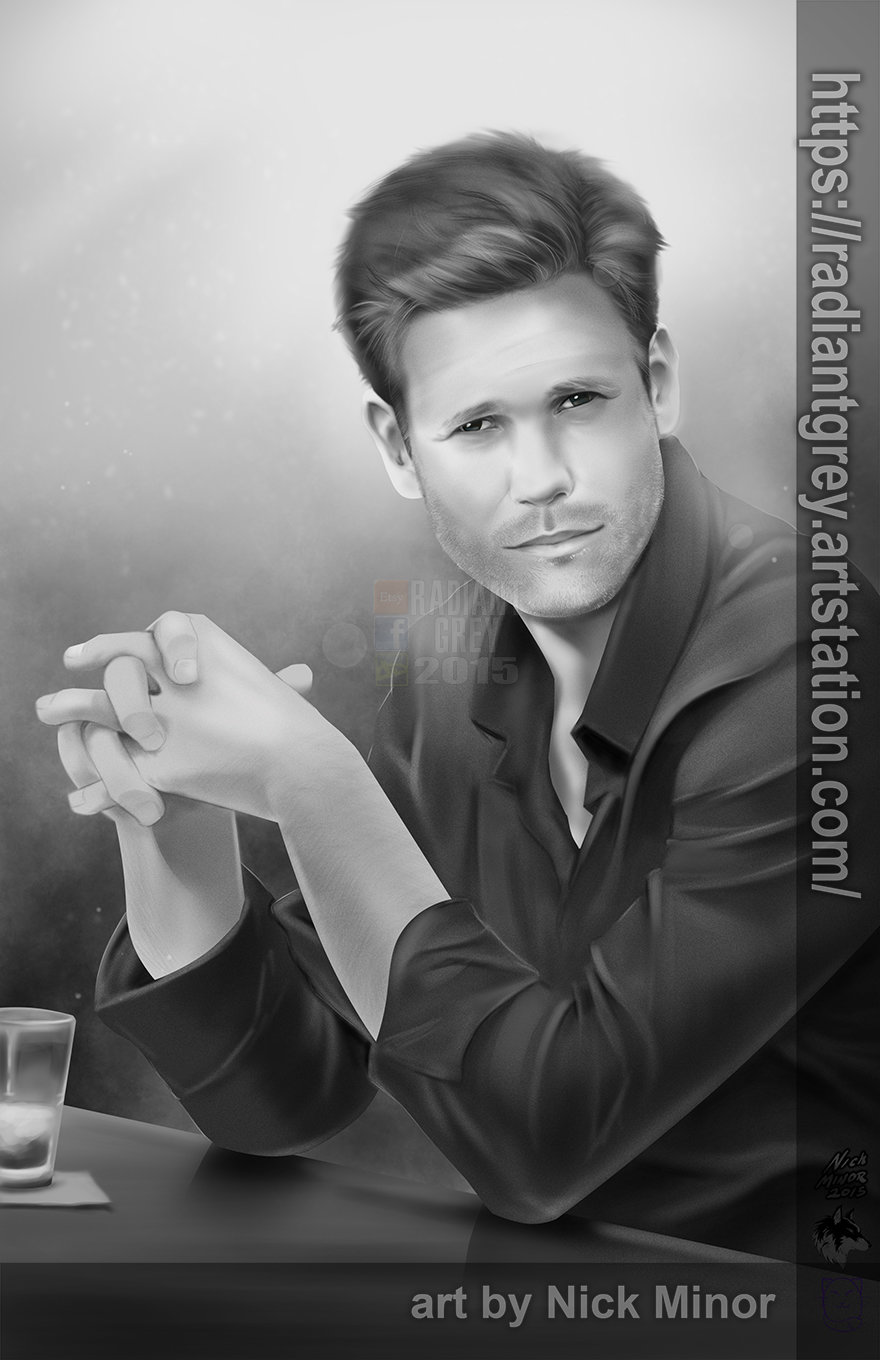 Nick minor alaric saltzman