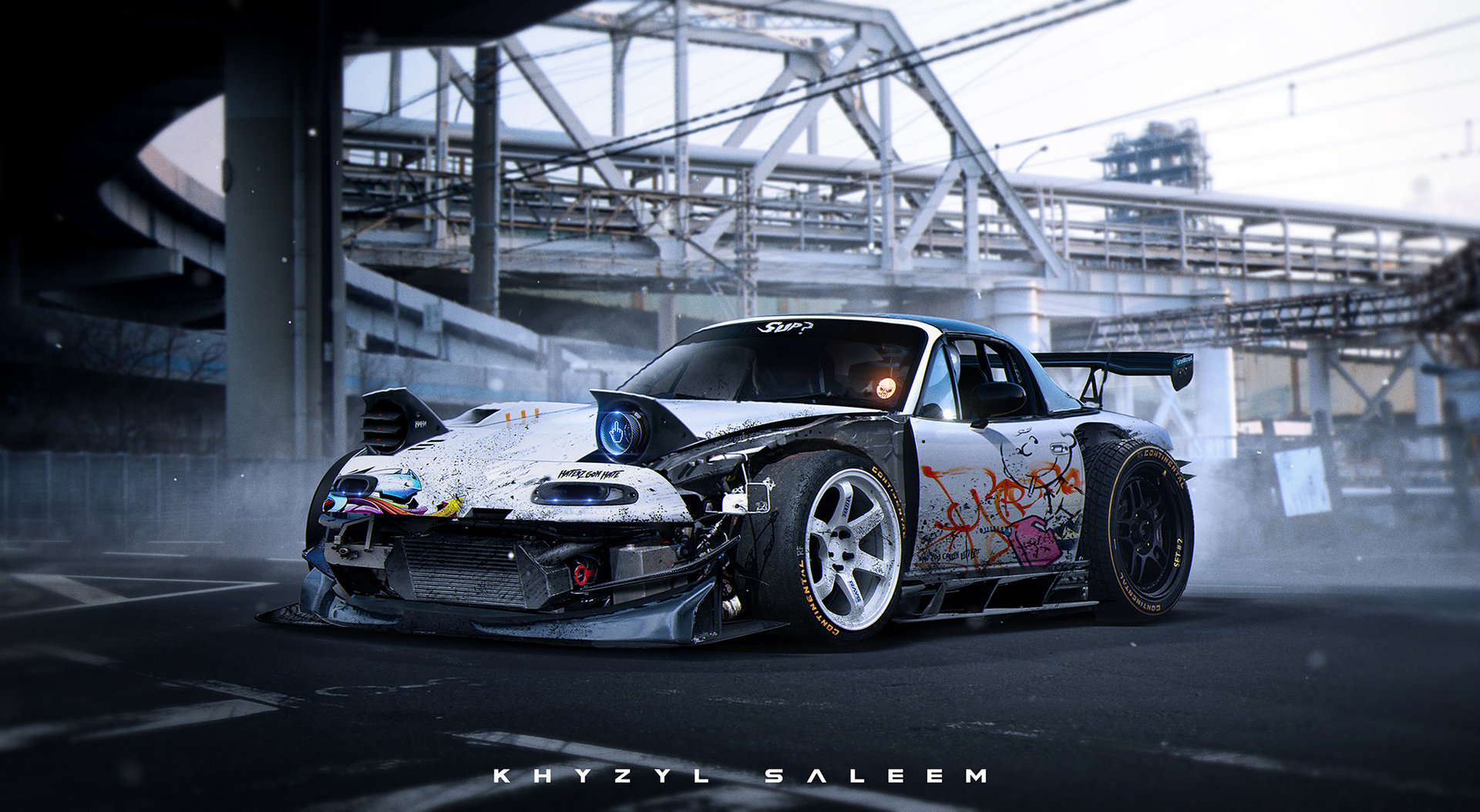 Khyzyl saleem mx5finallow