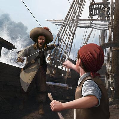 Bruno cerkvenik brunocerkvenik pirates