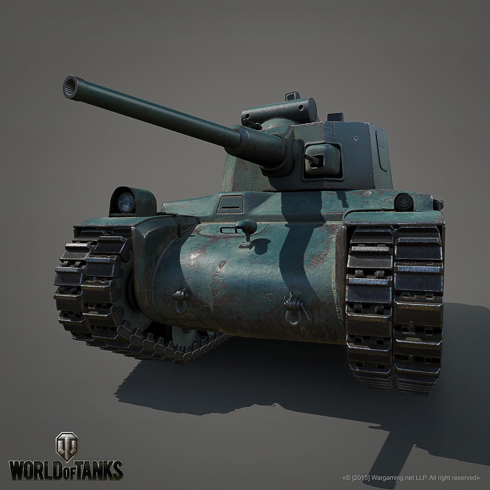 Renault G1R Tank