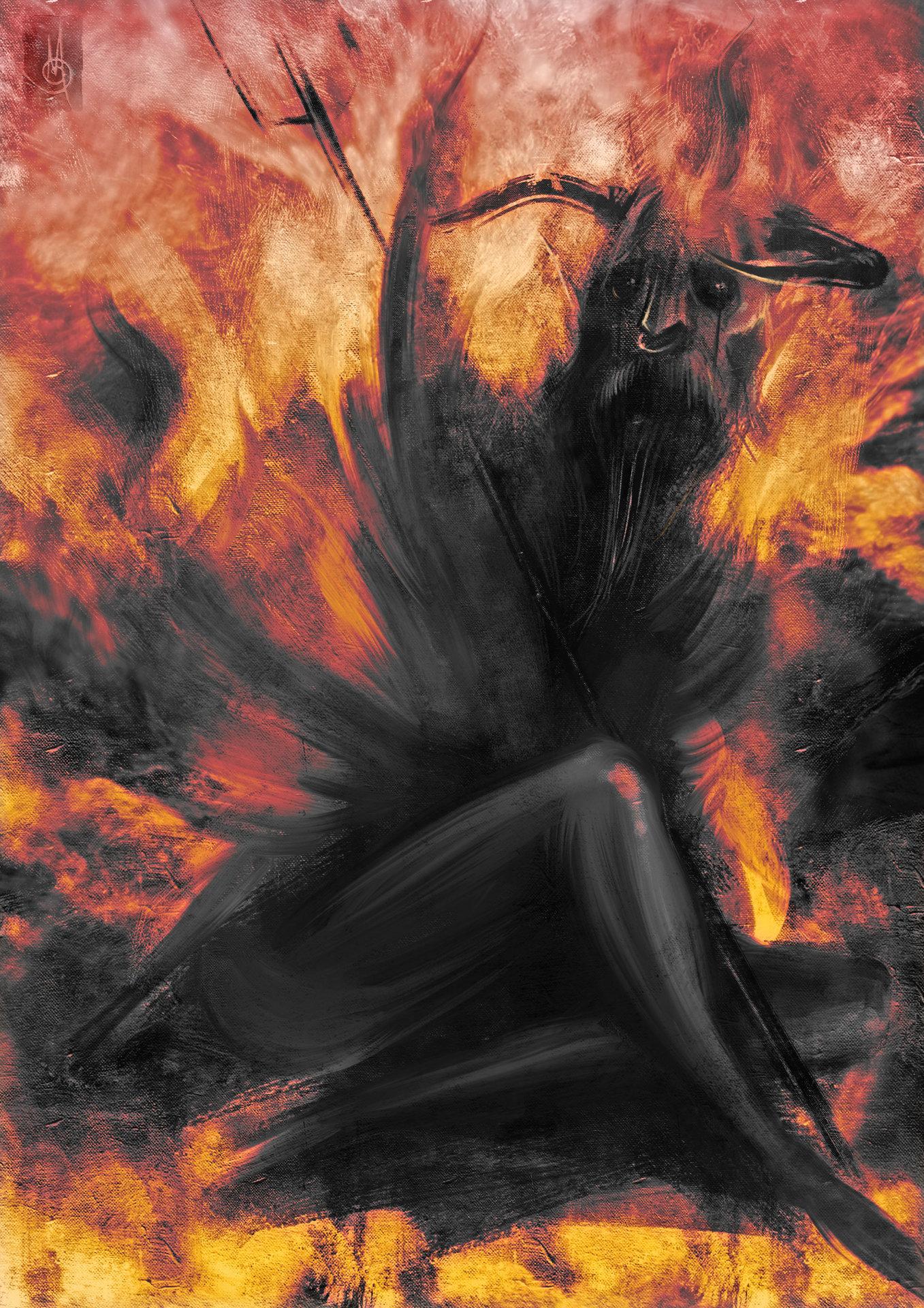 Murat gul the devil by muratgul