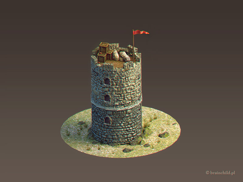 Rafal urbanski watchtower