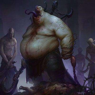 Tooth wu the dark elves