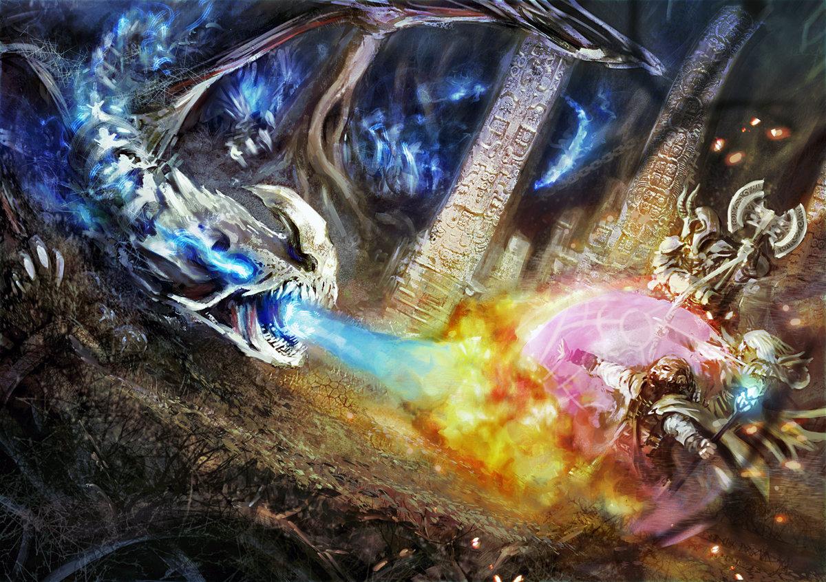Benjamin giletti co08 dragon