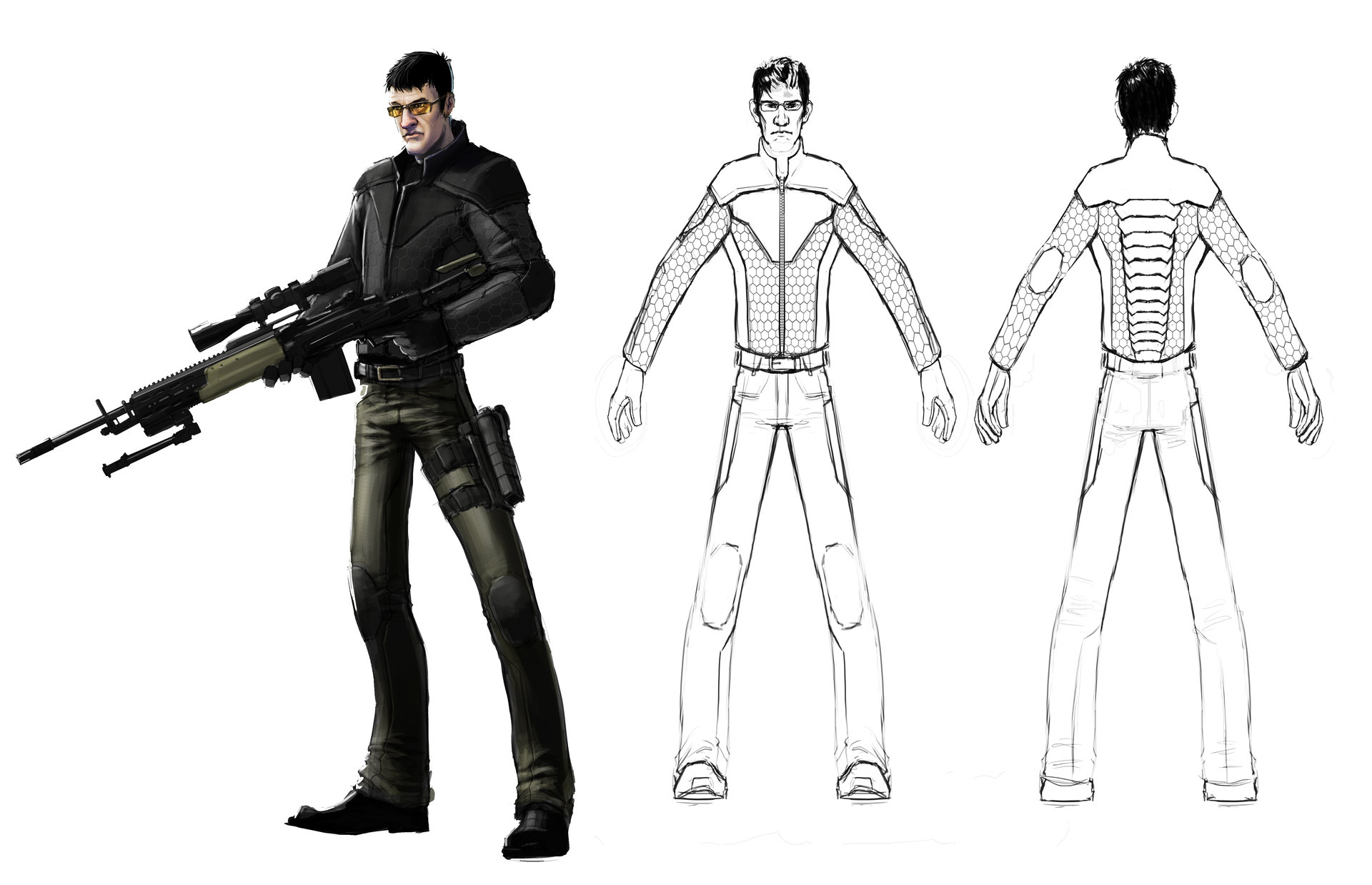 Matthew harris 11hitman turnaround web