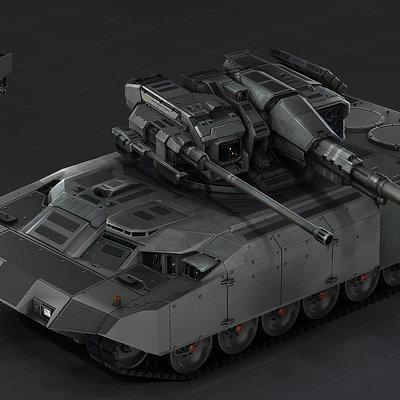 Muyoung kim armor leopard concept r3 final w guns mu