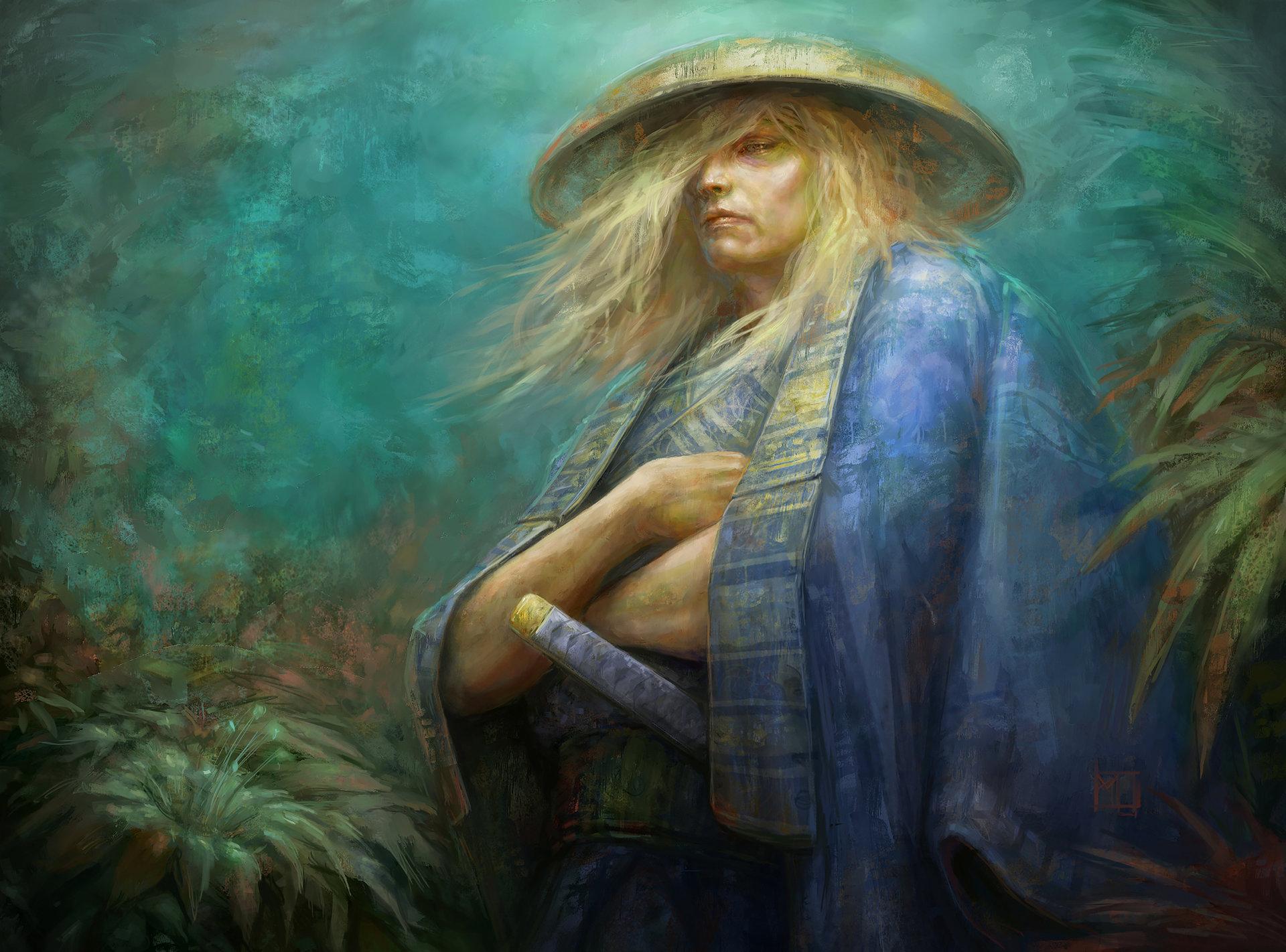 Muyoung kim asahina shugenja