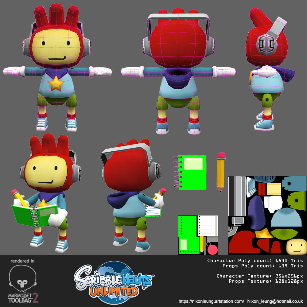 3d video game characters having some fun 9 2