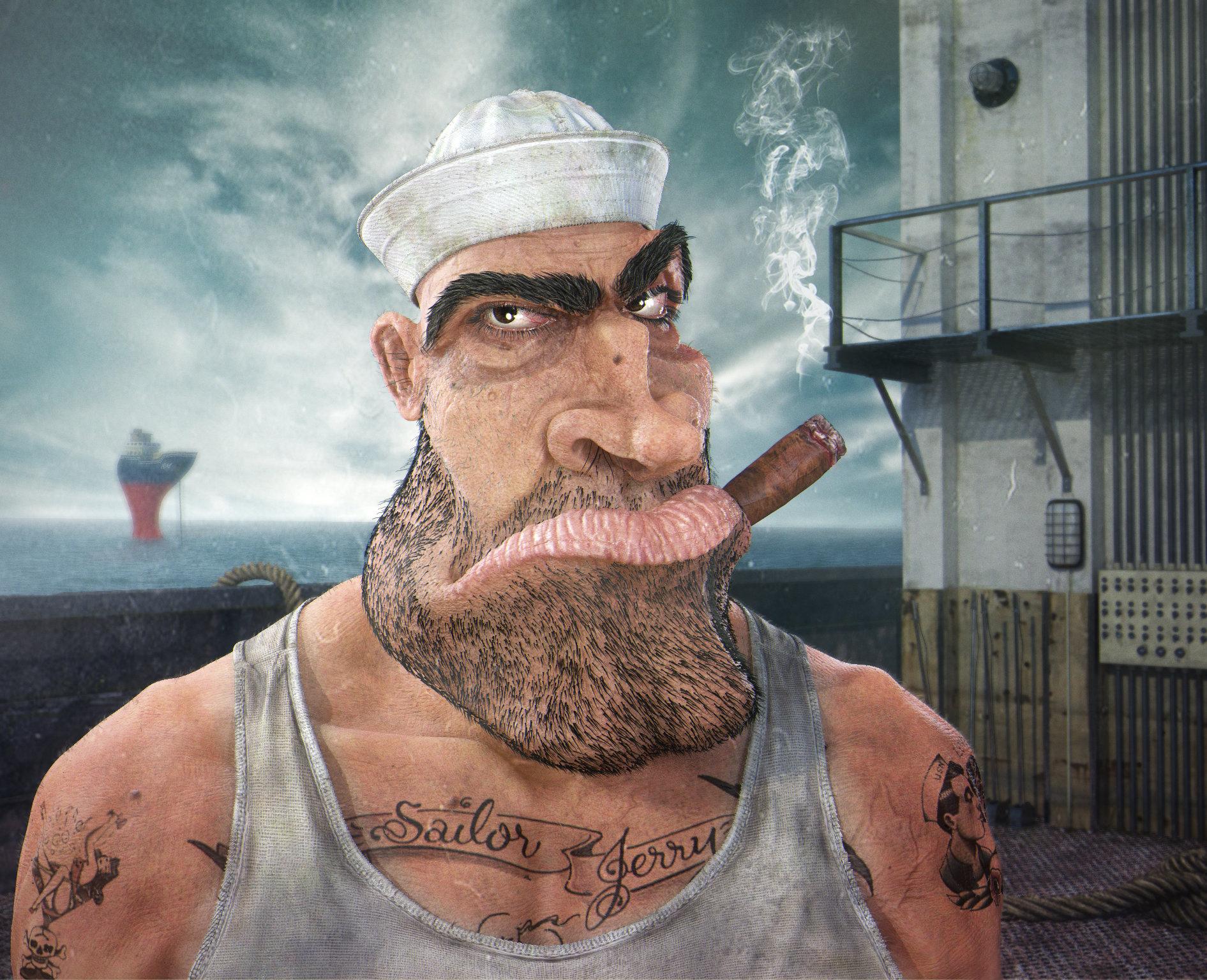 Ricardo manso marineiro
