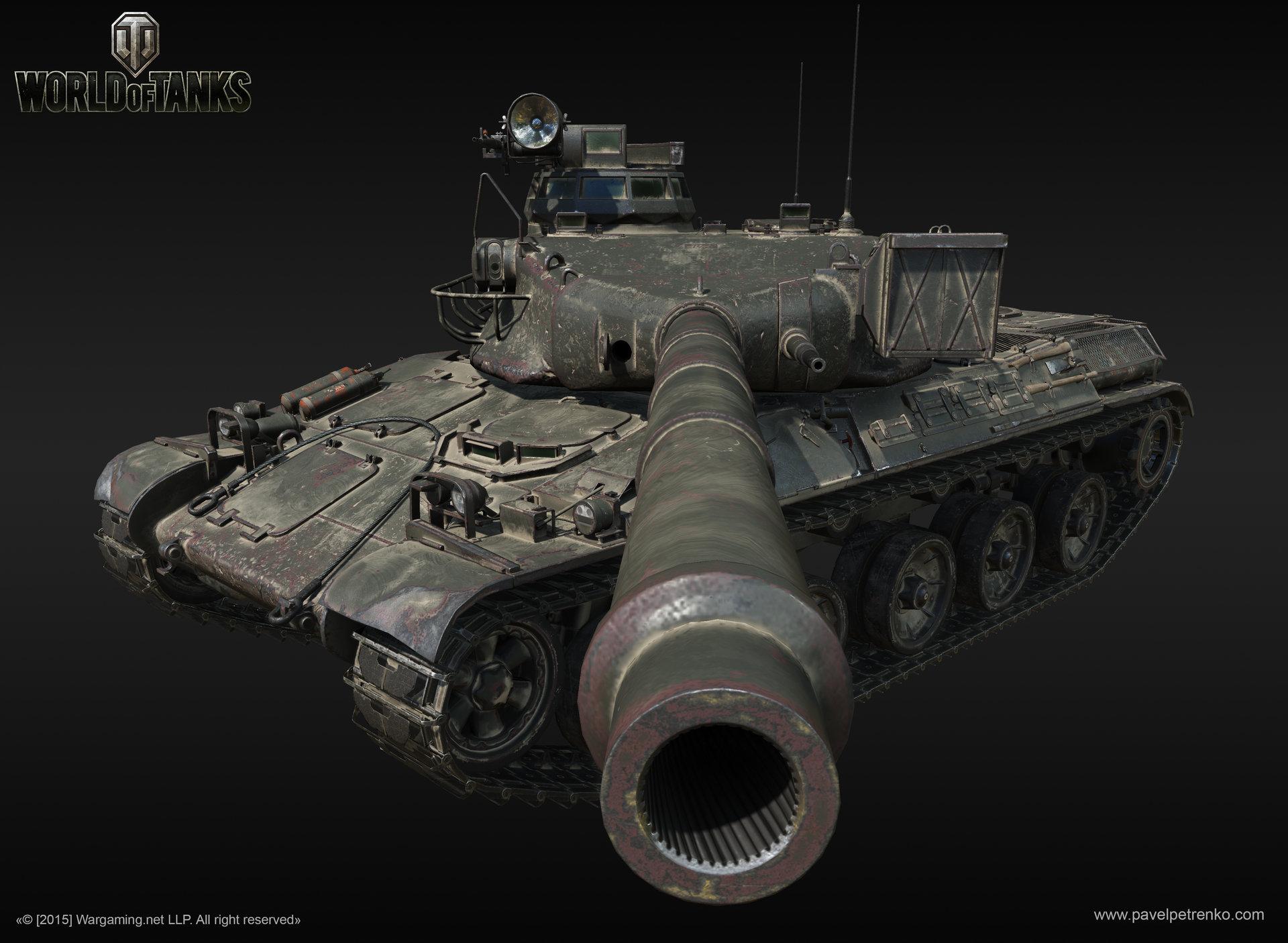 Pavel petrenko amx 30 b 06