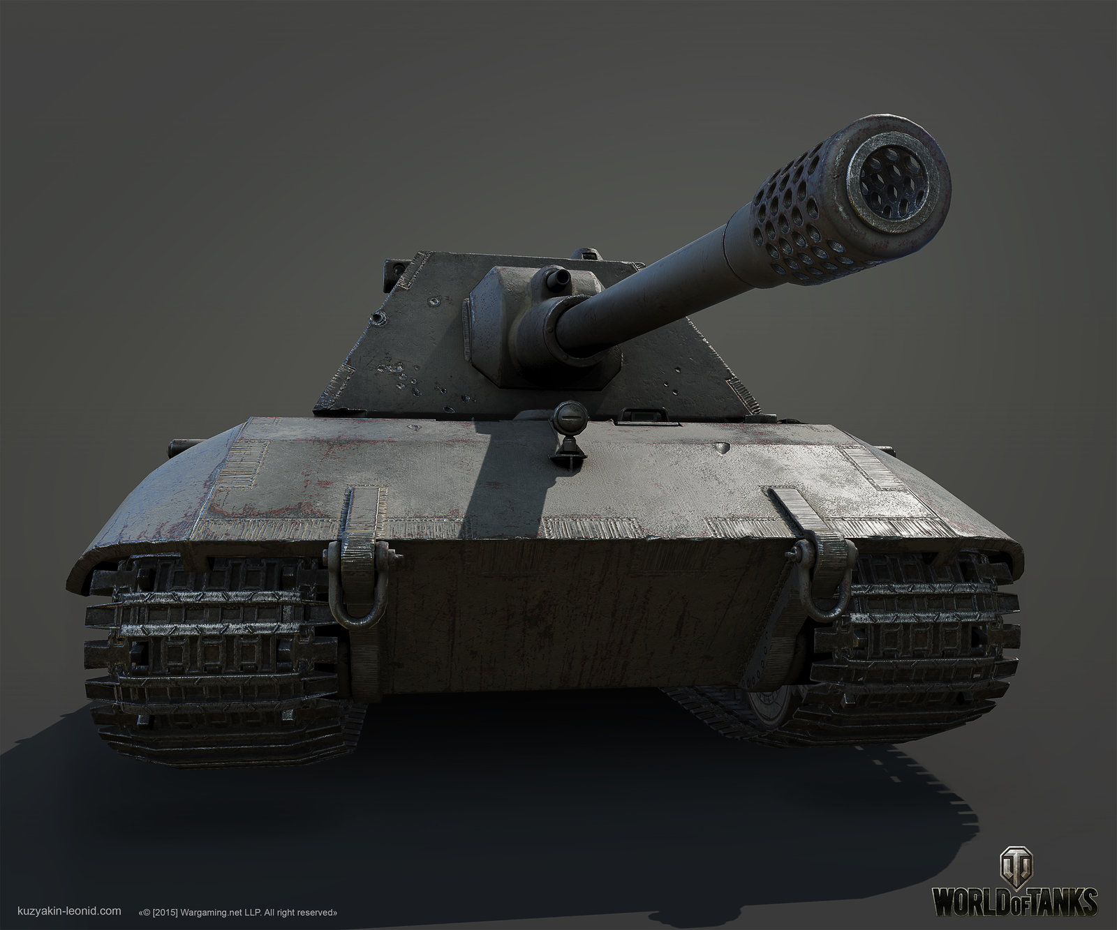 E100 German heavy tank