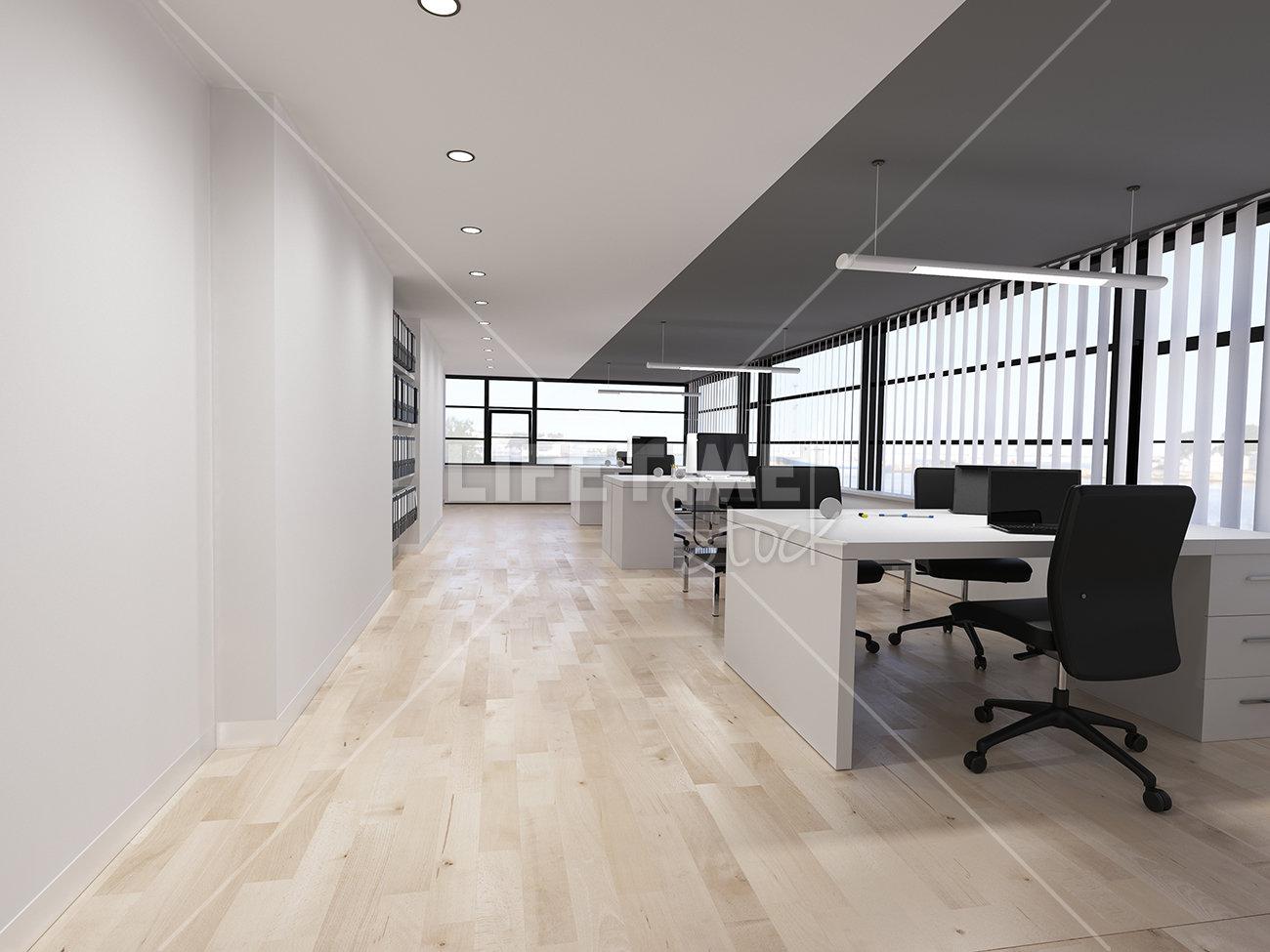 Marco baccioli corridor office