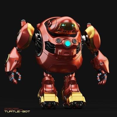 Vladislav ociacia turtle bot 1