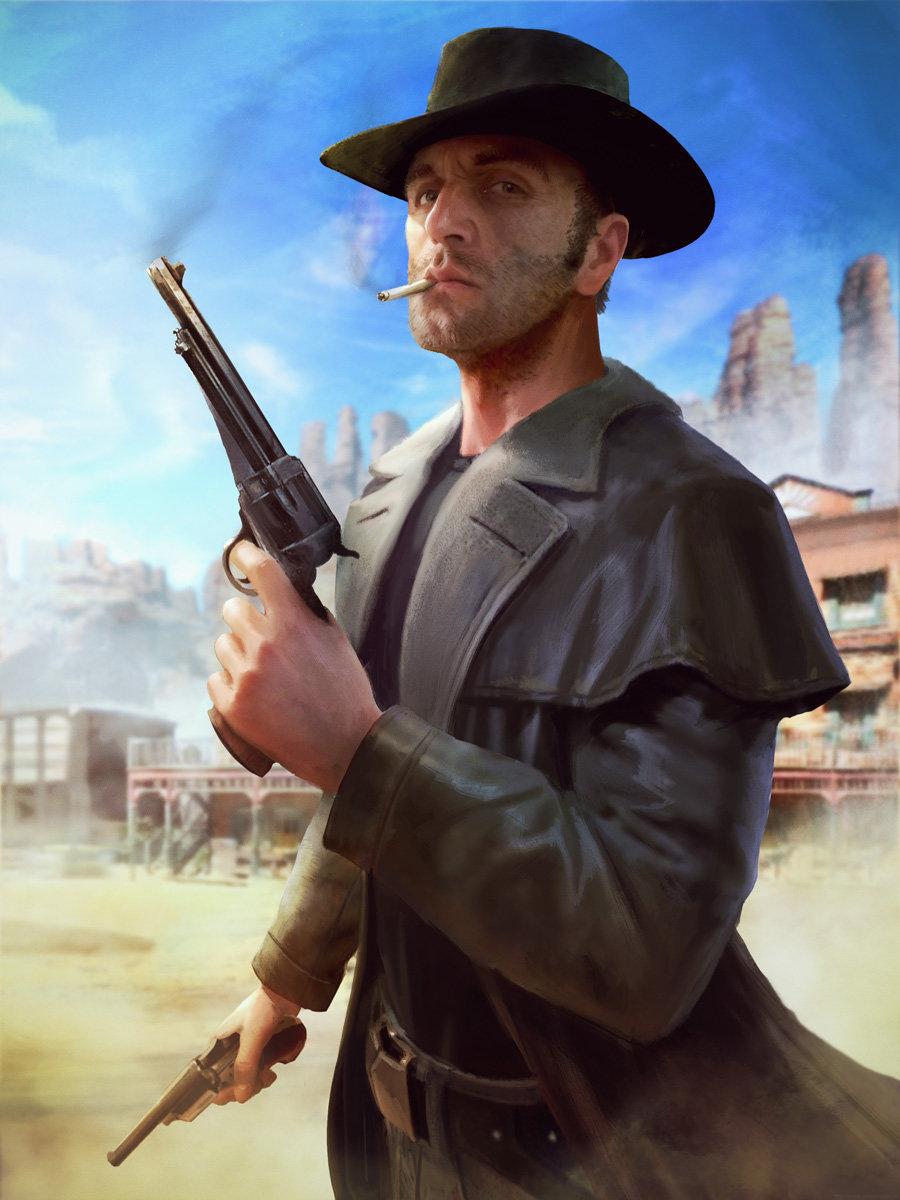 Miroslav petrov cowboyportrait