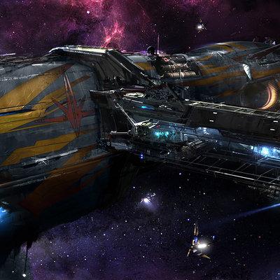 Atomhawk design gotg novatransporter