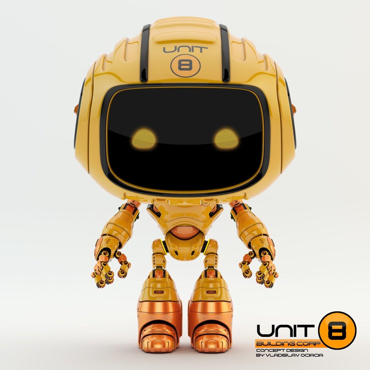 Vladislav ociacia team robot 22