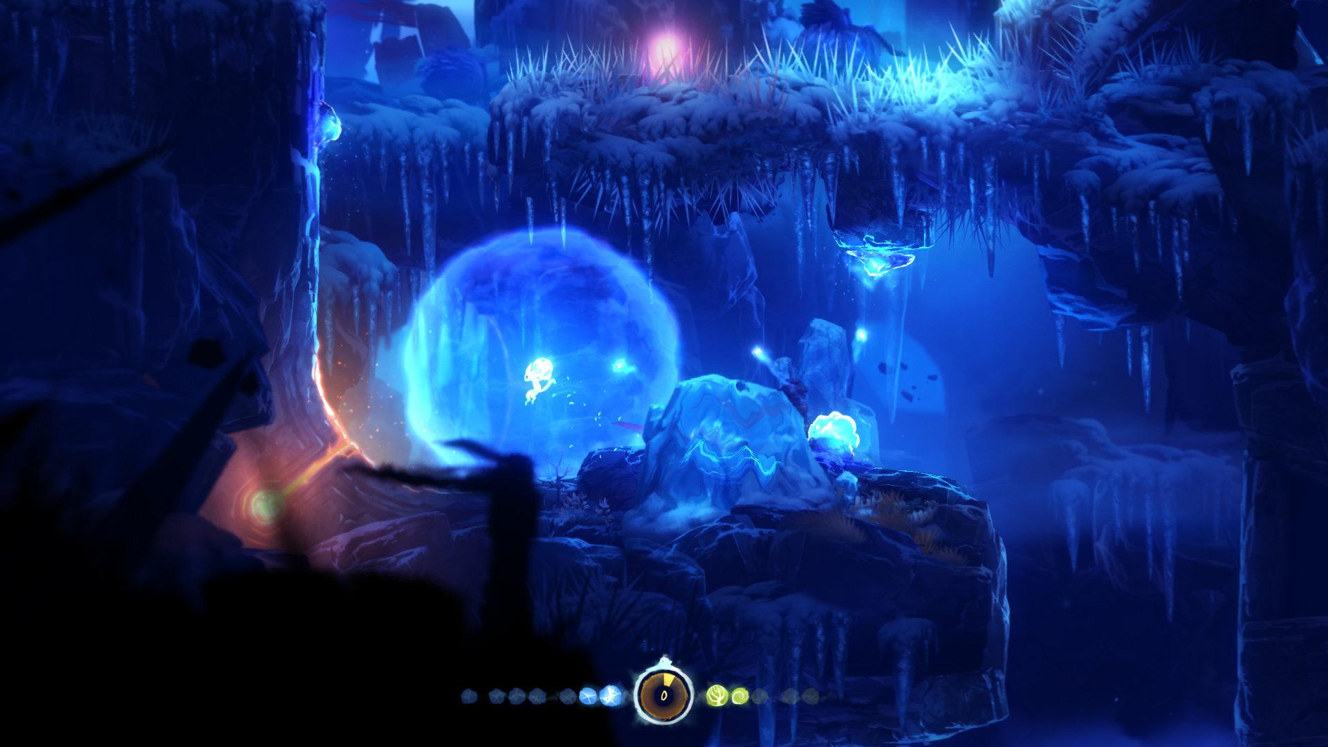 Forlorn Ruins Caves