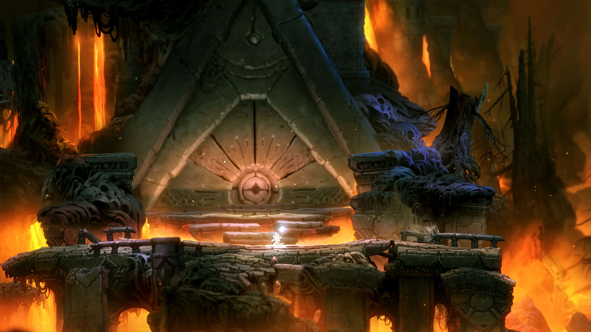 Mount Horu Entrance