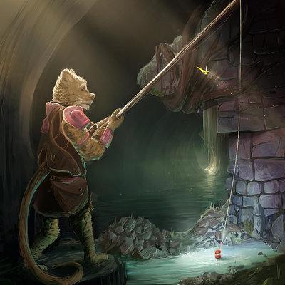 Benjamin pelmoine fishingfini