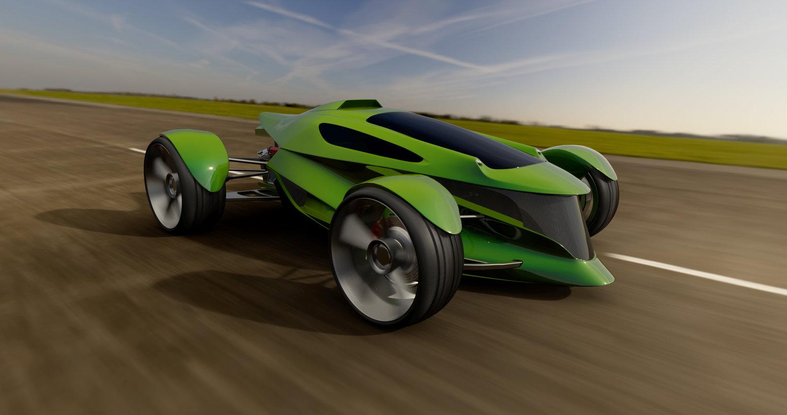 Tandem Concept Vehicle