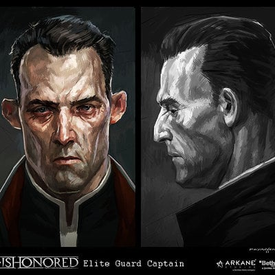 Cedric peyravernay eliteguardcaptain