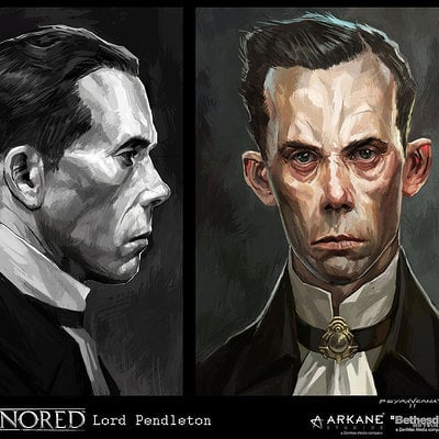 Cedric peyravernay lordpendleton
