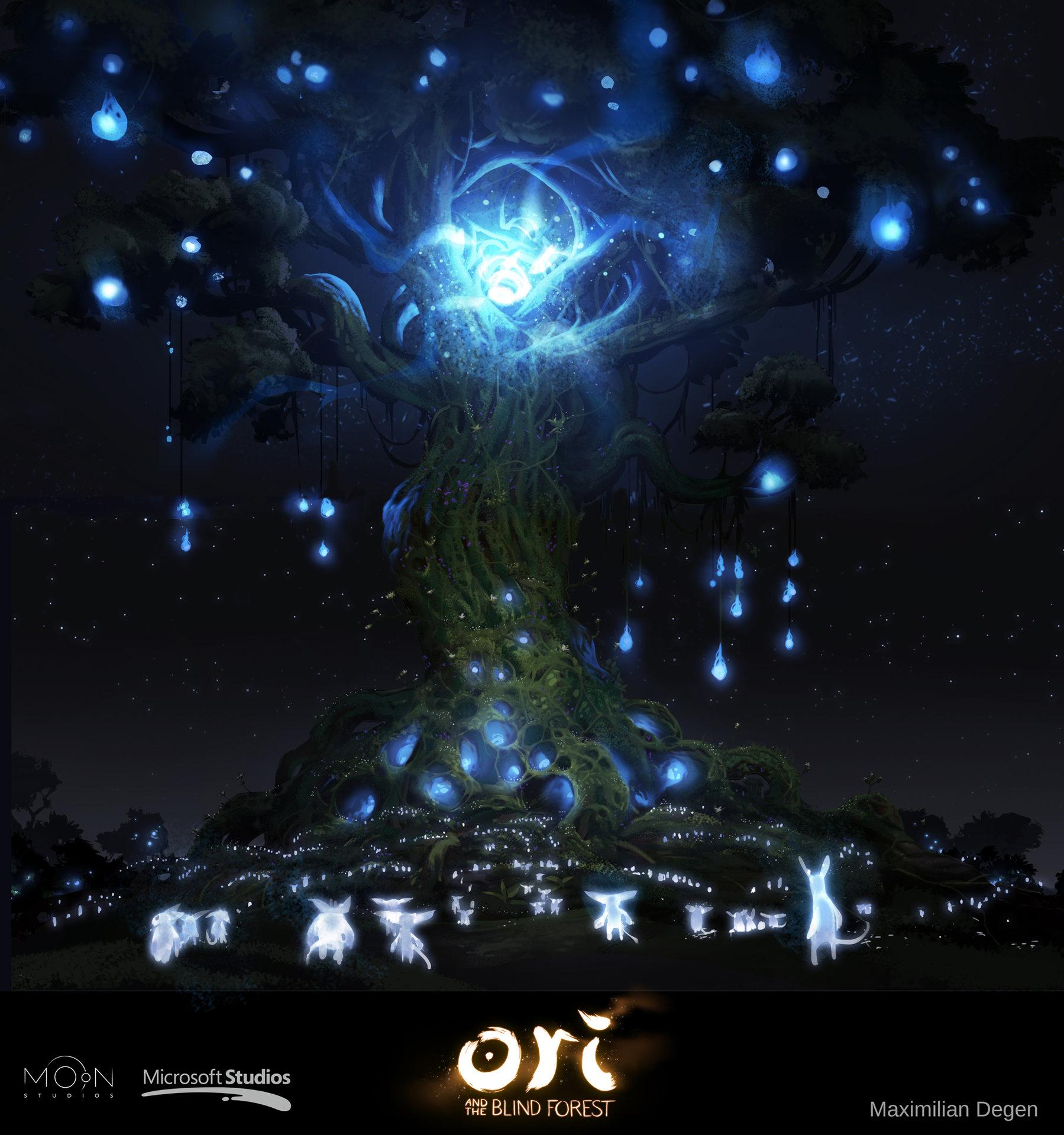 Maximilian degen spirittree