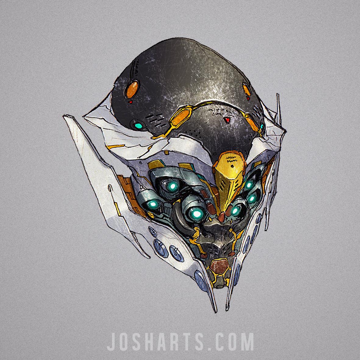 Josh matts sketch 12 h1