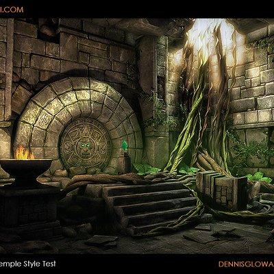 Dennis glowacki temple