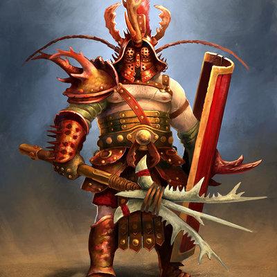 Boris rogozin gladiator bug