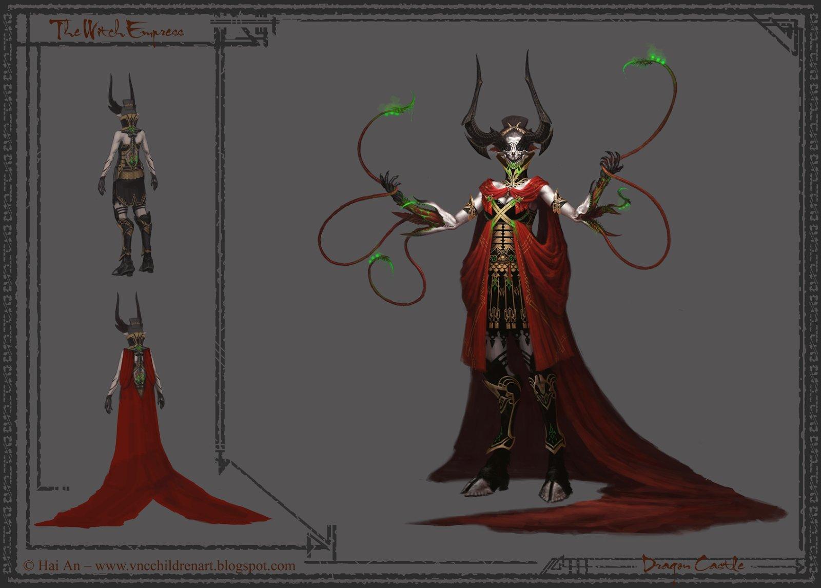 Hai hoang witch empress final post