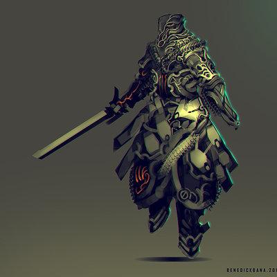 Benedick bana skull commander2 lores