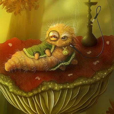 Alexander skachkov caterpillar