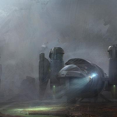 Krzysztof bielenin spaceship222