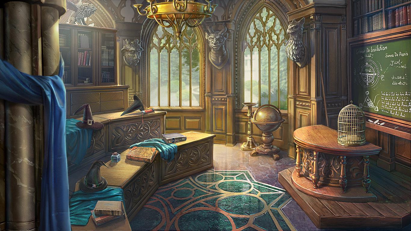 картинка академия волшебников влажность воздуха
